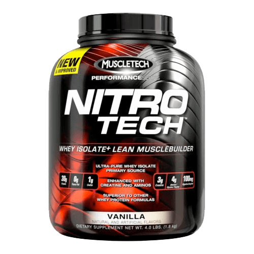 NITRO TECH PERFORMANCE SERIES