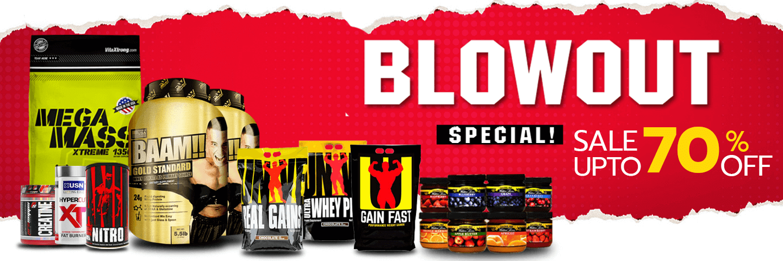 Blowout sale 70%