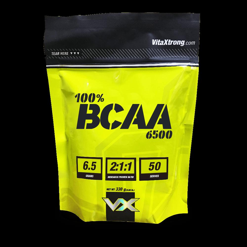100% PURE BCAA 6500