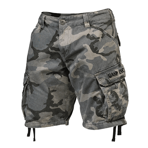 Gasp army shorts