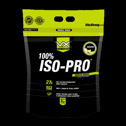 100% ISO - PRO