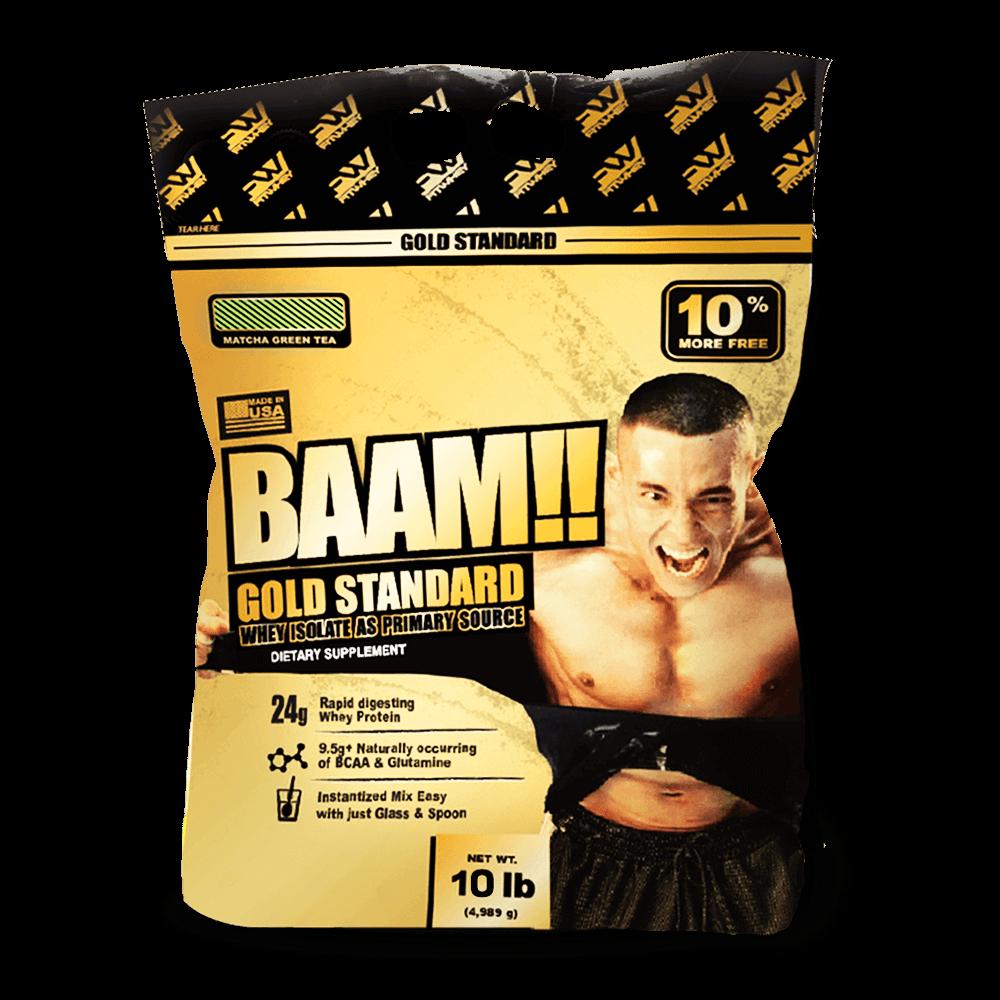 BAAM Gold Standard (ใกล้หมดอายุ)