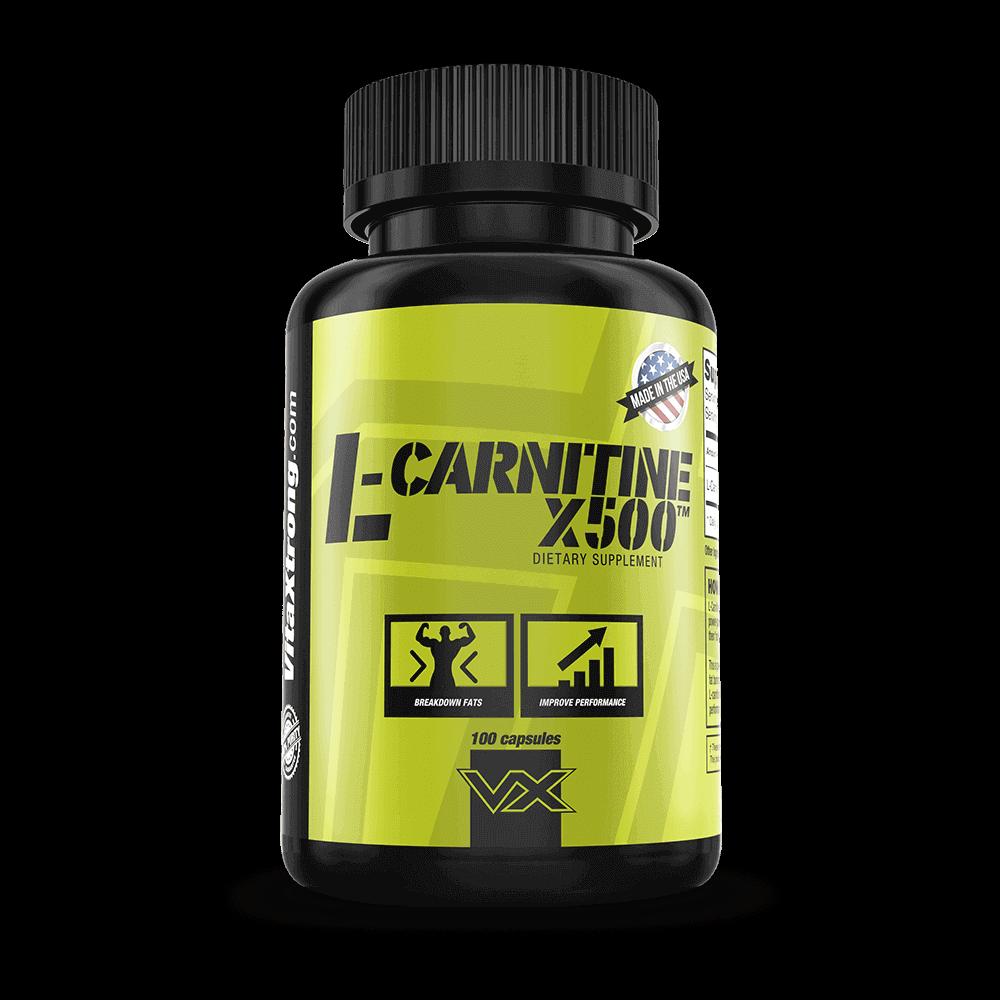 L-Carnitine X500
