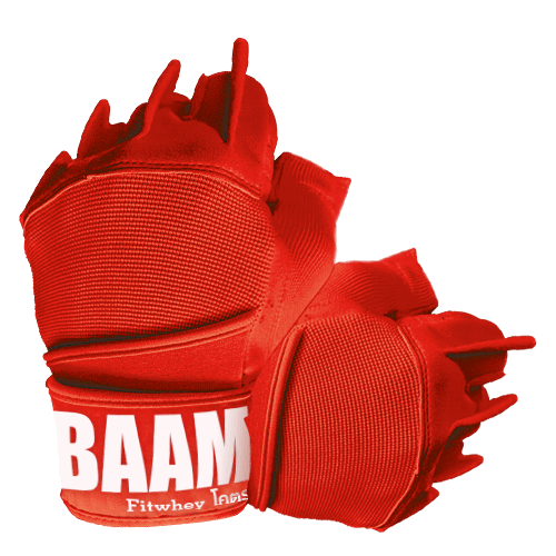 Glove BAAM RED - S