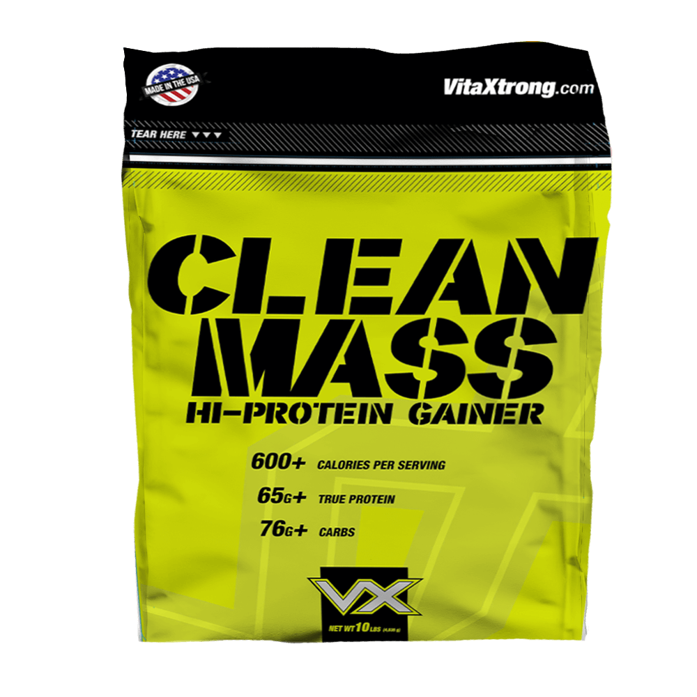 Clean Mass Gainer