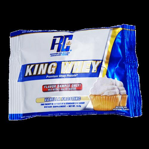KING WHEY Vanilla Frosting