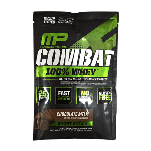 Combat 100% Whey