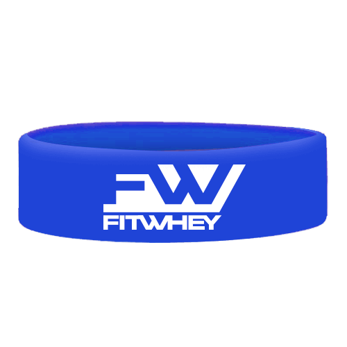 Wristbands Fitwhey - Blue