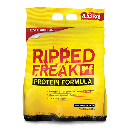 Ripped Freak Protein
