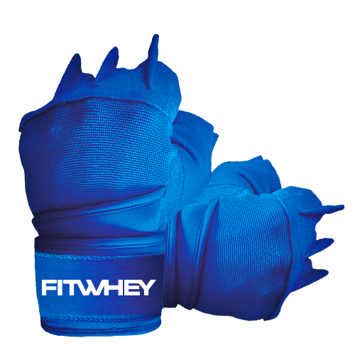 Glove FITWHEY BLUE - L