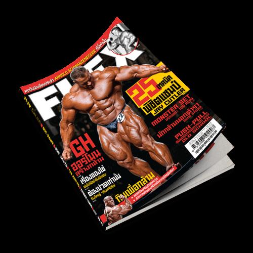 Flex Magazine V.2 -