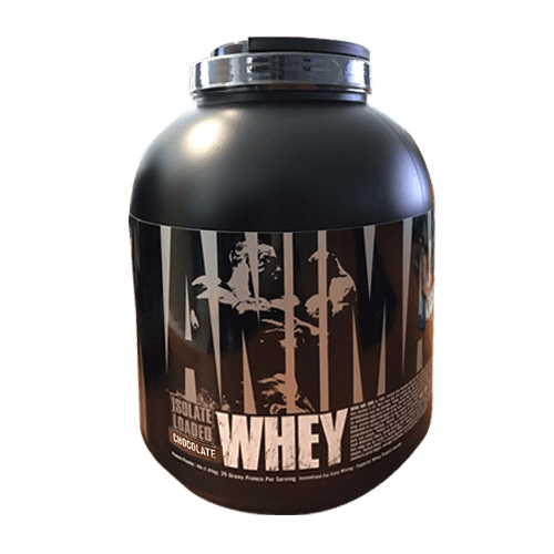 Animal Whey Isolate LOADED