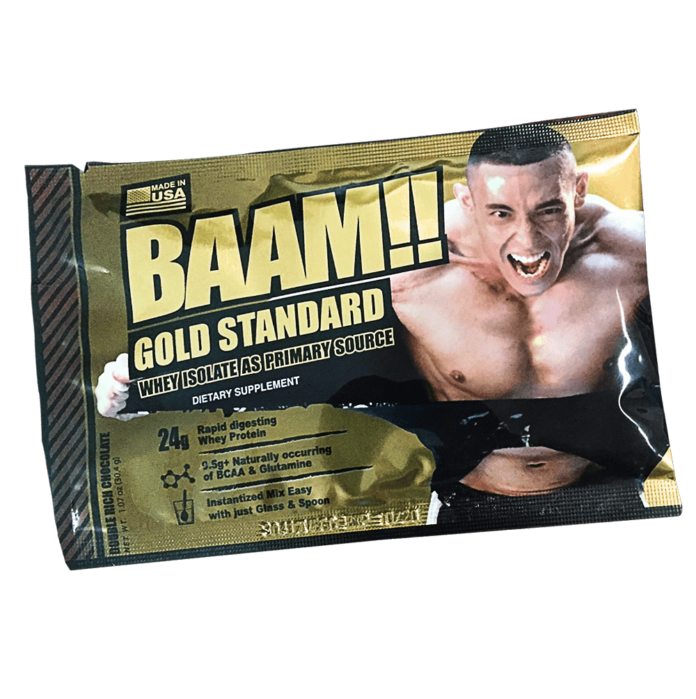 BAAM Gold Standard Double Rich Chocolate