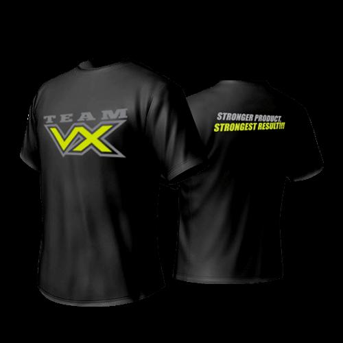 TEAM VX Shirt XXL