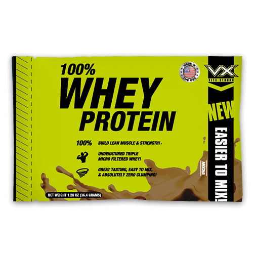 100% Real Whey Protein Mocha