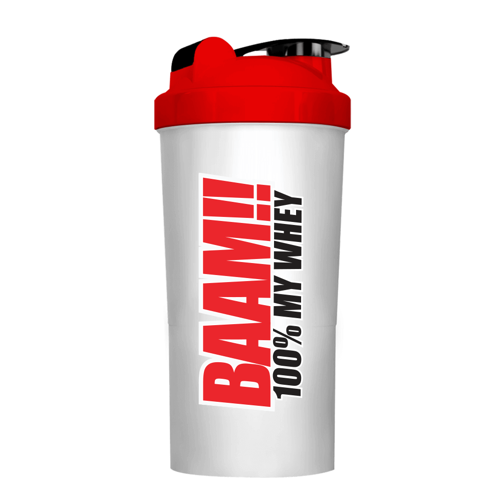 FITWHEY Shaker NEW BAAM RED