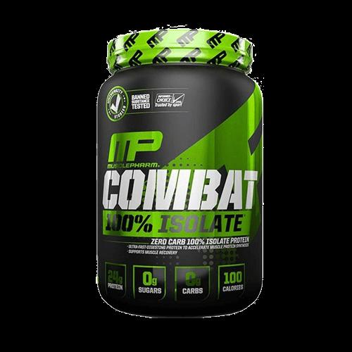 Combat 100% Isolate