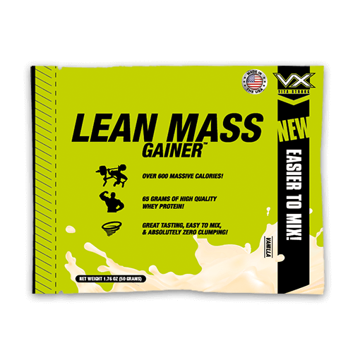 Lean Mass Gainer Vanilla