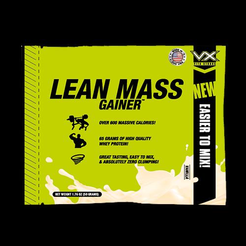 Lean Mass Gainer Vanilla