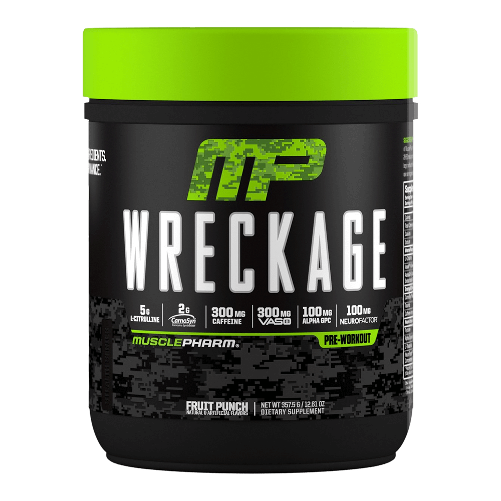 WRECKAGE Pre-workout