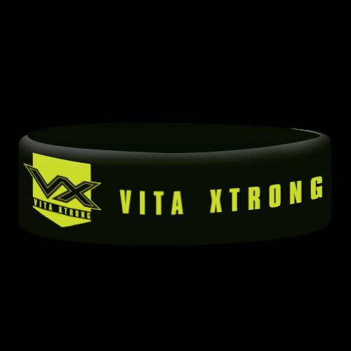 Wristbands VITAXTRONG / BLACK