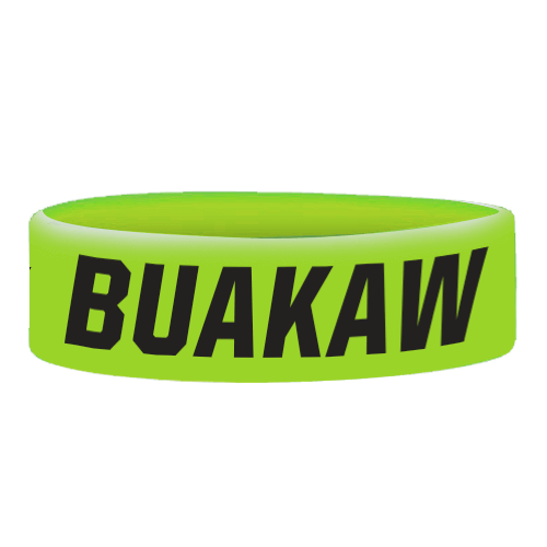 Wristbands Fitwhey - Buakaw MP - Green