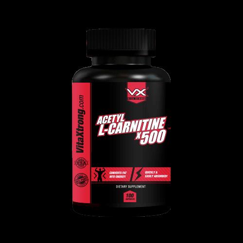 Acetyl L-Carnitine X500™