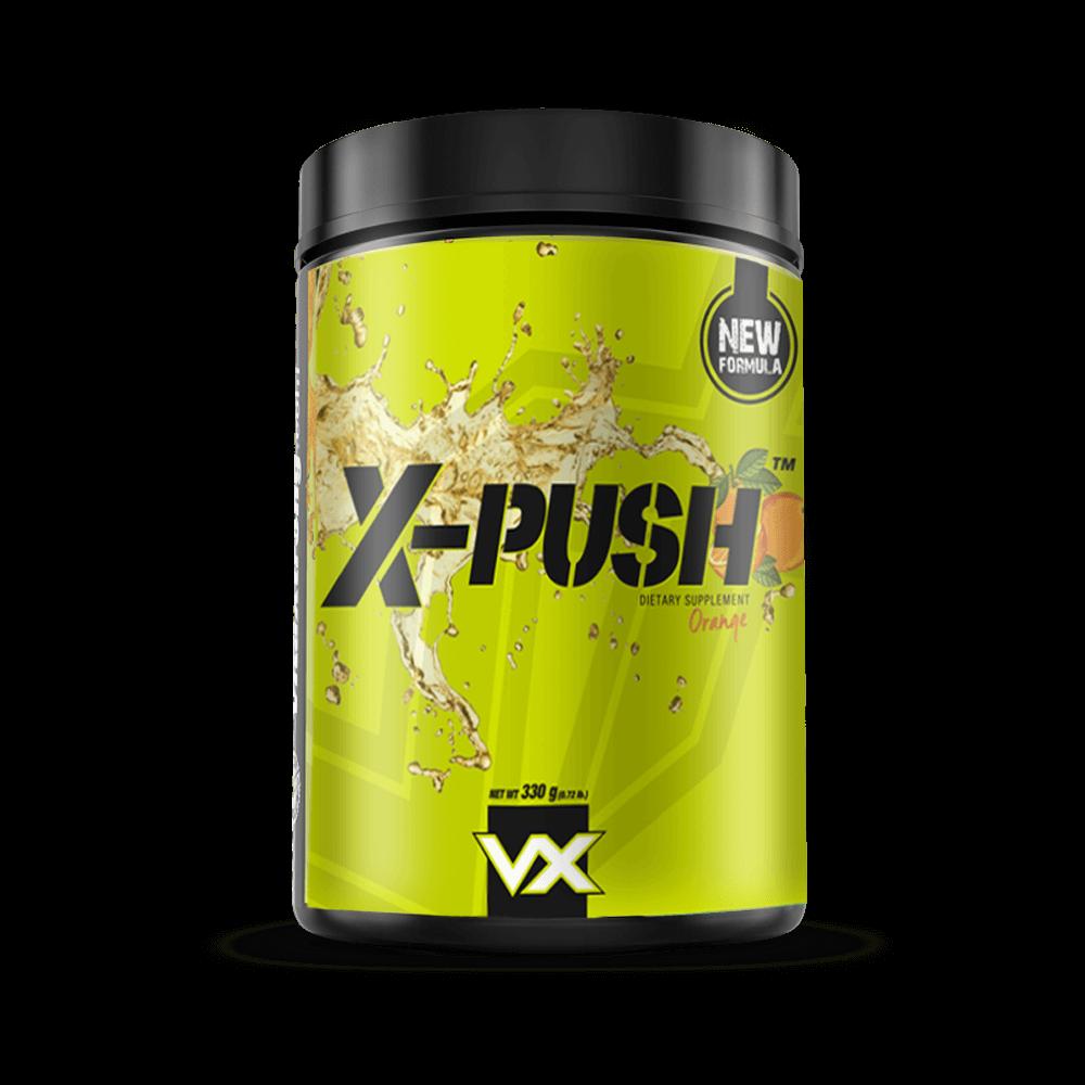 X - PUSH Orange