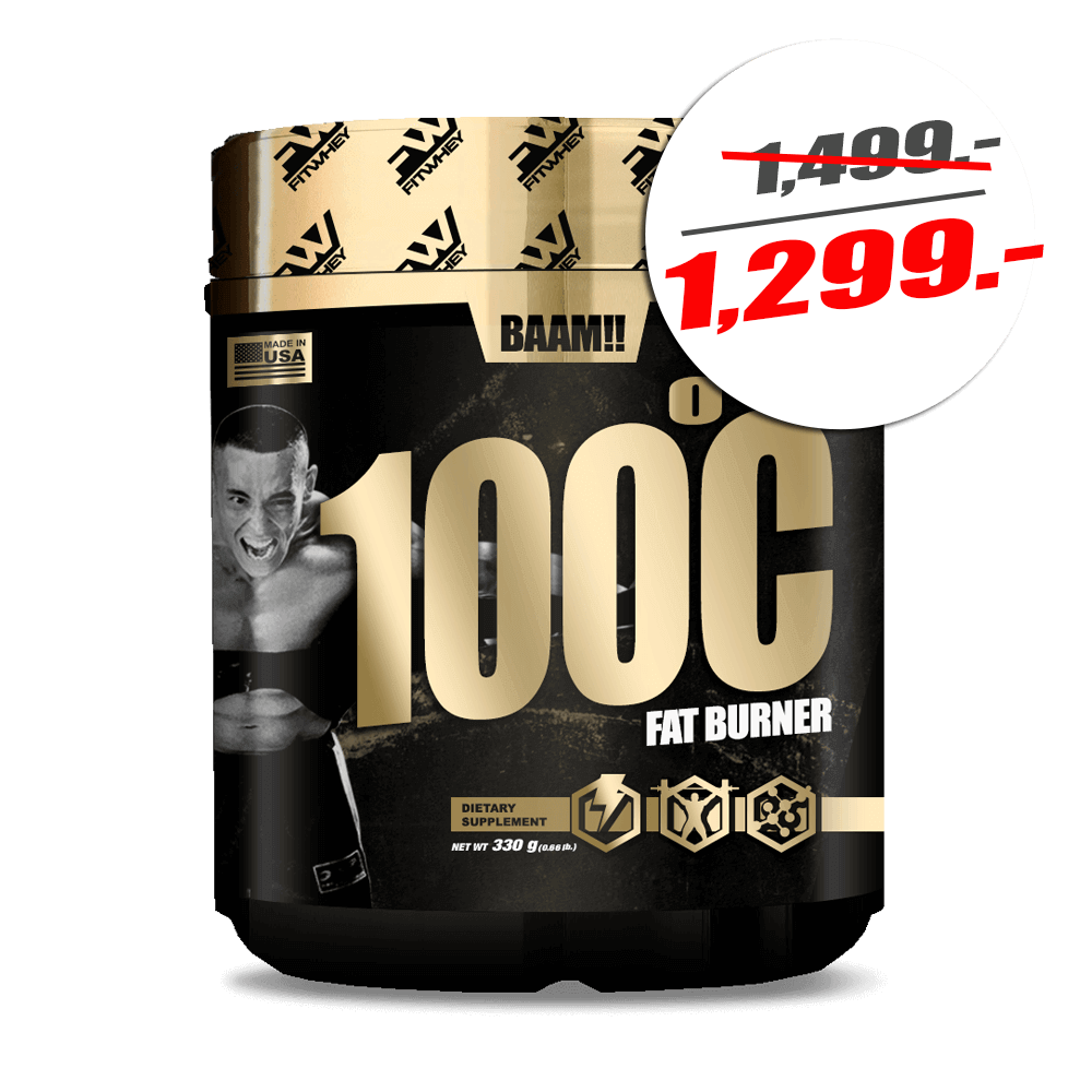 100C Fat Burner