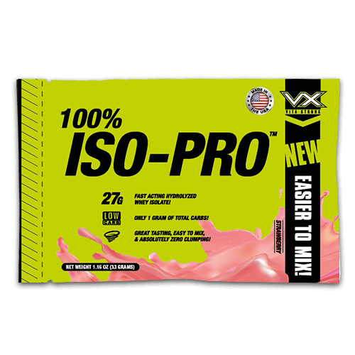 100% ISO - PRO Strawberry