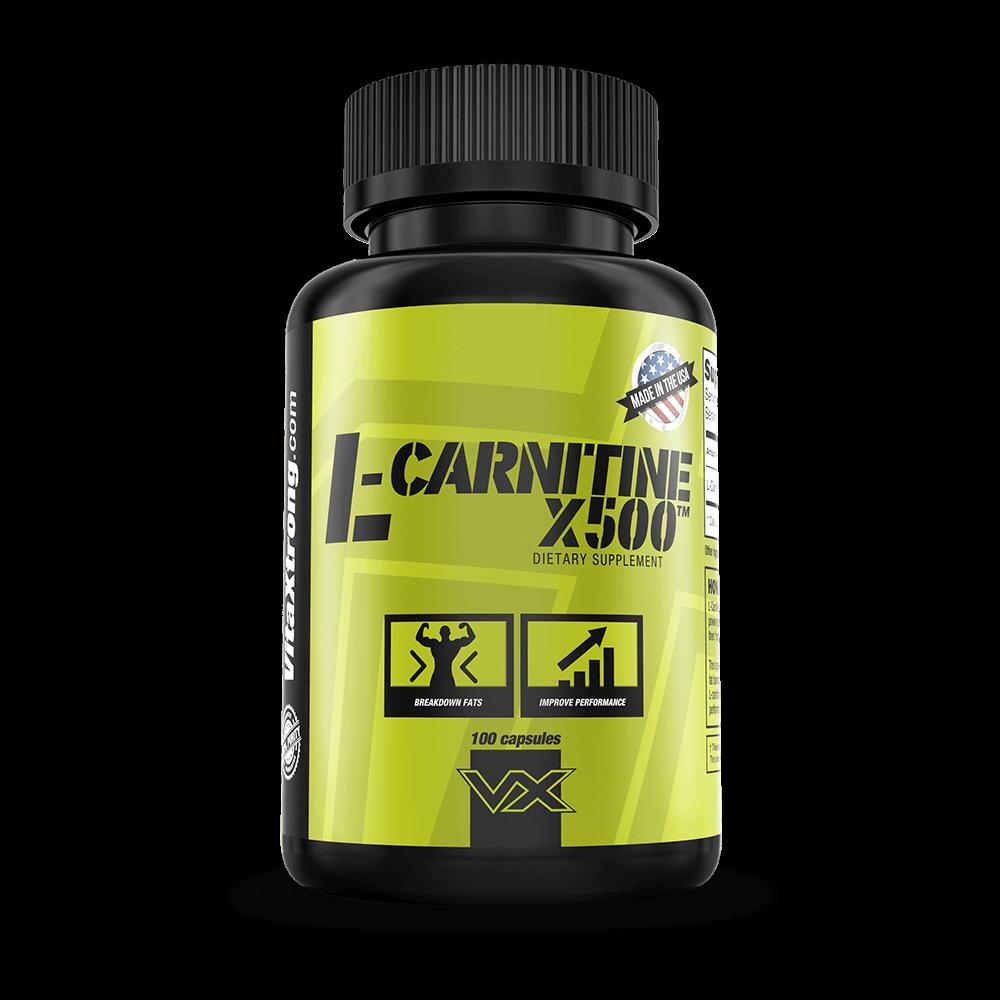 L-Carnitine X500™