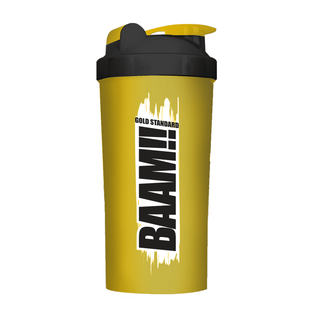 FITWHEY Shaker NEW BAAM GOLD Shaker (Gold edition)
