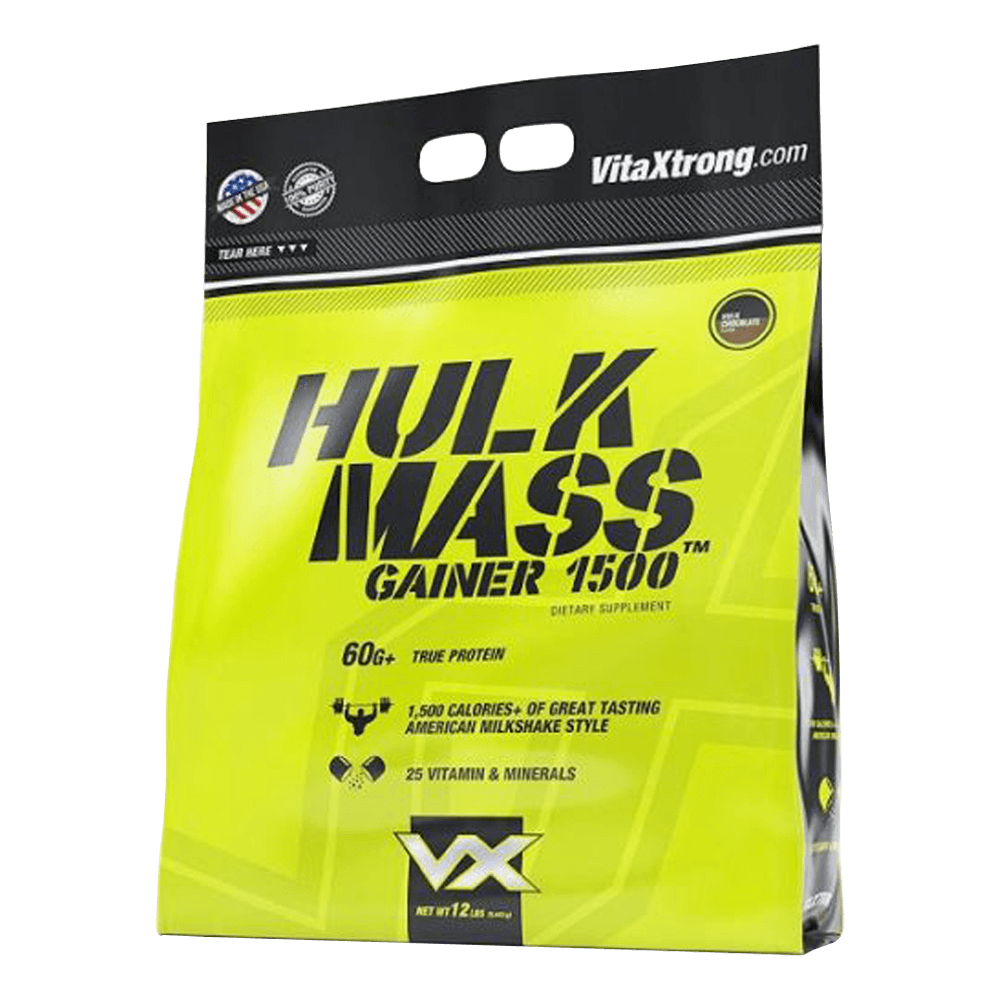 Hulk Mass Gainer 1500