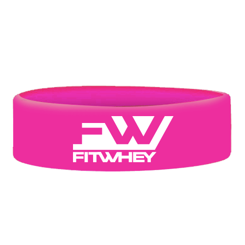 Wristbands Fitwhey - Pink