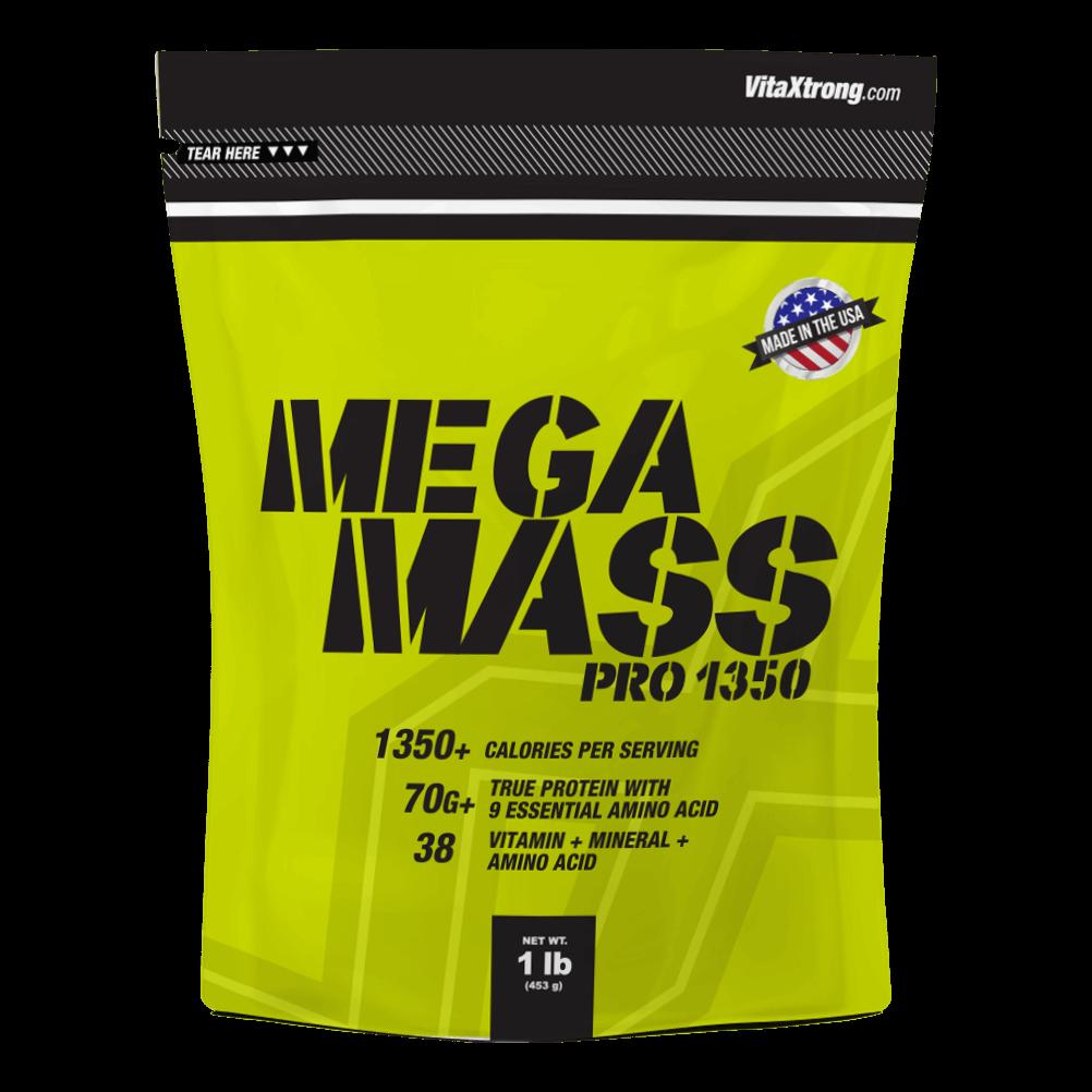 MEGA MASS PRO 1350