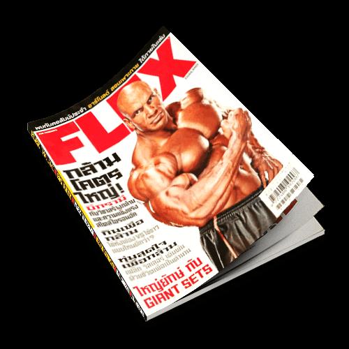 Flex Magazine V.3 -