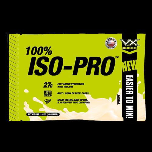 100% ISO - PRO Vanilla