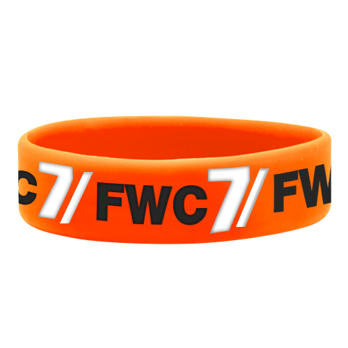 Wristbands Orange