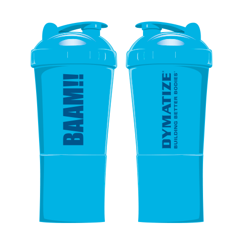 Shaker 2 in 1 BAAM!!(new) Neon Blue