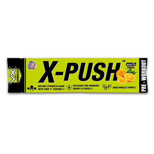 X - PUSH