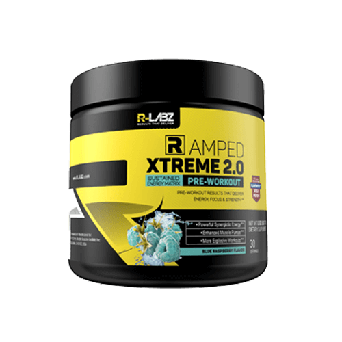R - Amped Xtreme 2.0