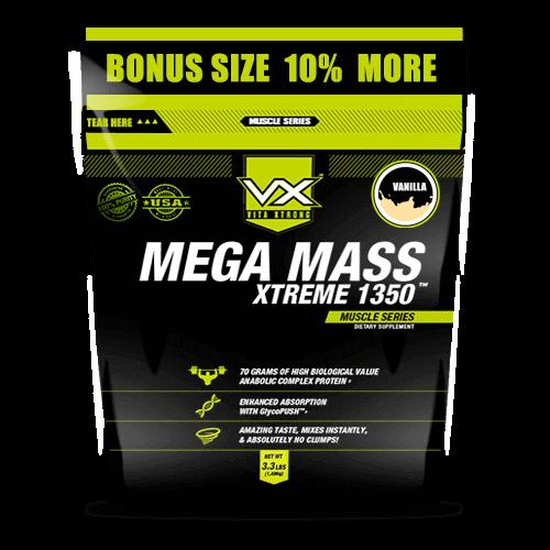 MEGA MASS XTREME 1350