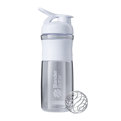 Sport Mixer Clear/White