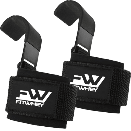 FITWHEY STEEL HOOK Black