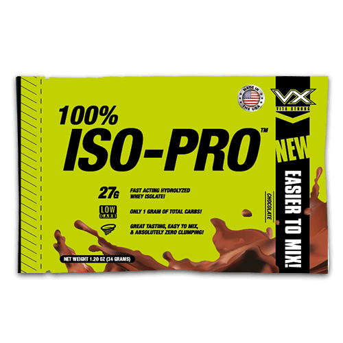100% ISO - PRO Chocolate