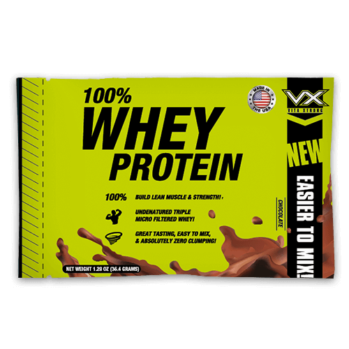100% Real Whey Protein Chocolate