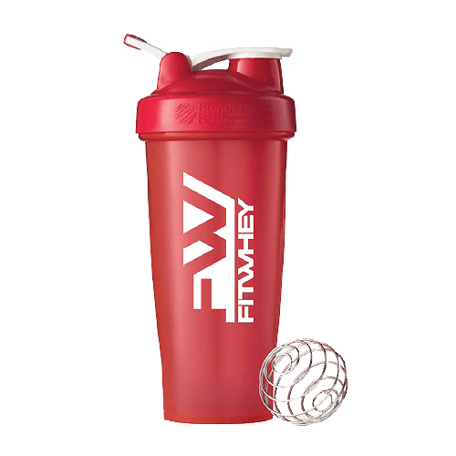Classic FITWHEY Red