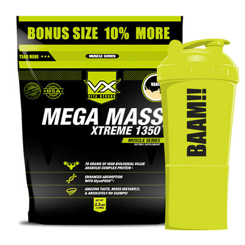 MEGA MASS Trial Size