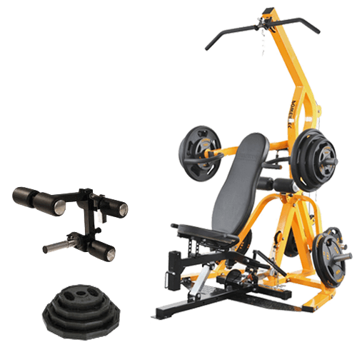 POWERTEC LEVERAGE GYM