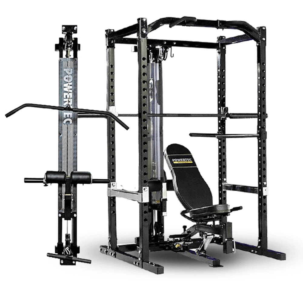 POWERTEC POWER RACK SET
